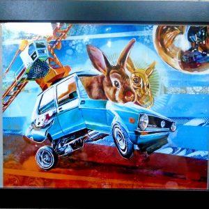 Rabbitsfour8x10